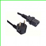 CEE7 Schuko Korea 3 pin to C13 Power Cord